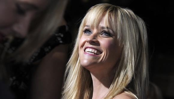La actriz estadounidense Reese Whiterspoon. (Foto: EFE)