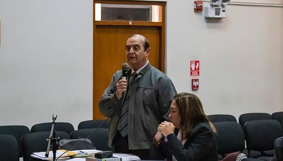 Vladimiro Montesinos ya cumplió 20 de los 25 años de su condena en el Centro de Reclusión de la Base Naval en el Callao. (Foto: GEC)