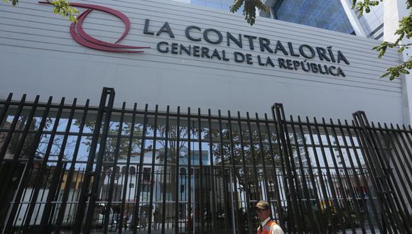 Contraloría General de la República. (Foto: USI/ Diana Chávez)