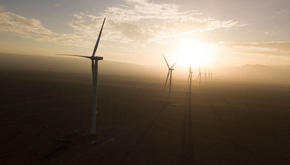 El nuevo parque eólico de Enel se construyó en aproximadamente un año y comprende 42 aerogeneradores. (Foto: Difusión)