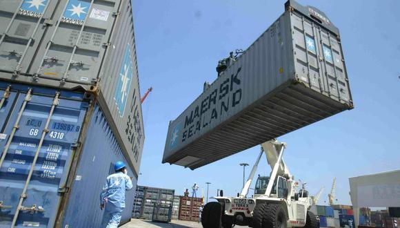 Las exportaciones no tradicionales aumentaron en 8.1 %, destacó el BCR. (Foto: GEC)