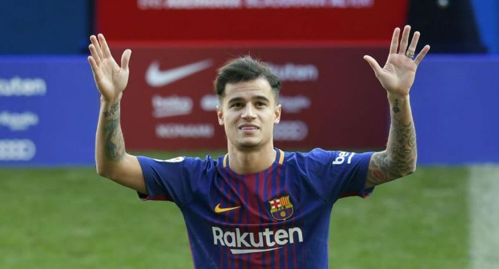 9. Philippe Coutinho. (Foto: AFP)