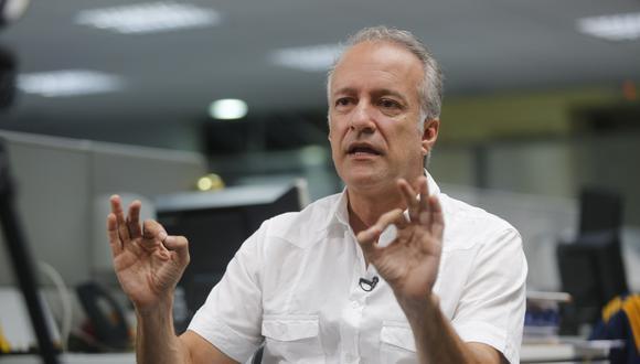 Hernando Guerra García aseguró que los fondos públicos en Fuerza Popular se usaron según ley. (Foto: GEC)