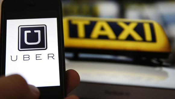 FOTO 3 |  El accidente de Uber. La compañía de alquiler de vehículos con conductor (VTC) reveló en noviembre de 2017 que le robaron, a finales de 2016, datos de 57 millones de usuarios (nombre, correo electrónico, número de teléfono) y chóferes (nombre, número de carné). (Foto: AFP)