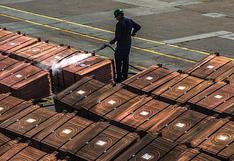 China garantiza cuotas para importar otras 5,980 toneladas de chatarra de cobre