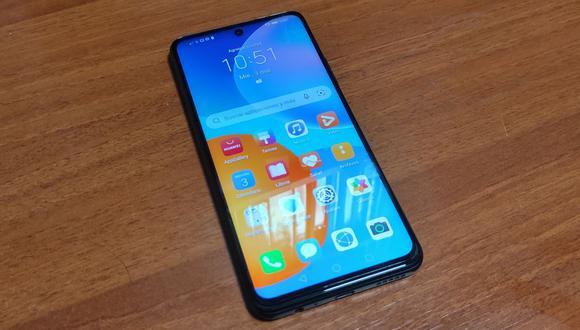 El Huawei Y7A es uno de los celulares Huawei sin Google Play. Conozca cómo solucionar el no poder descargar apps. (Foto: Bruno Ortiz B. / Archivo GEC)