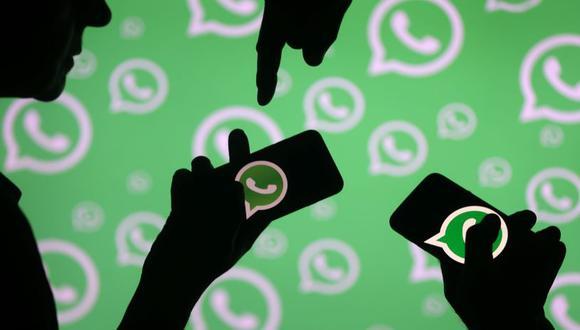 """""""Somos conscientes del problema y una solución estará disponible en breve"""", respondió WhatsApp al revelarse el nuevo error de seguridad.(Foto: Reuters)"""