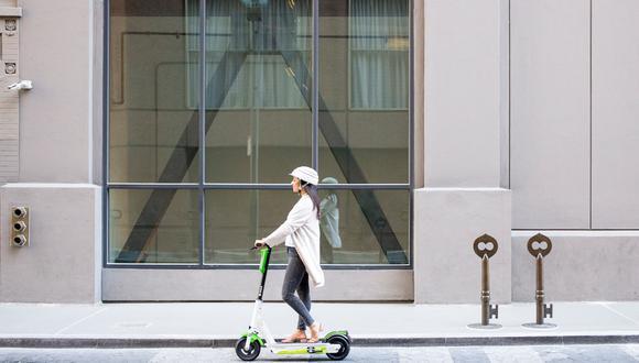 """Estos """"scooter"""" se podrán encontrar en Google Maps. (Foto: Google)"""
