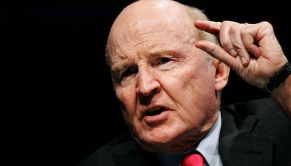 """Welch se llegó a declarar """"decepcionado"""" por el devenir de la compañía fundada en 1892 por Thomas Edison. (Foto: AFP)"""