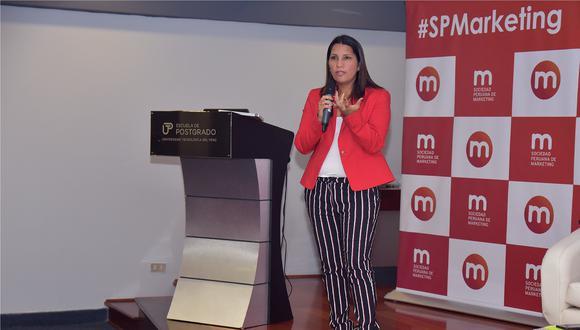Cristina Quiñones, CEO de Consumer Truth (Foto: Difusión)