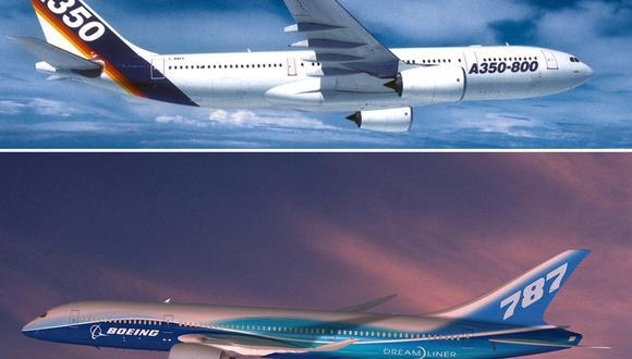 Las dos potencias económicas acordaron poner fin a aranceles sobre US$ 11,500 millones a bienes estadounidenses y de la UE durante su batalla por los subsidios a los aviones Boeing Co y Airbus SE.