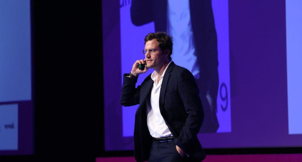 Ben Casnocha, autor e inversionistas de Sillicon Valley (Foto: Difusión)