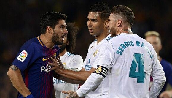El Barcelona vs. Real Madrid ya no se jugará el 26 de octubre como estaba programado. (Foto: AFP)
