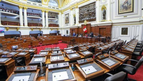 El Congreso de la República tendrá diez bancadas, según los resultados proclamados por el JNE. (Foto: Congreso)
