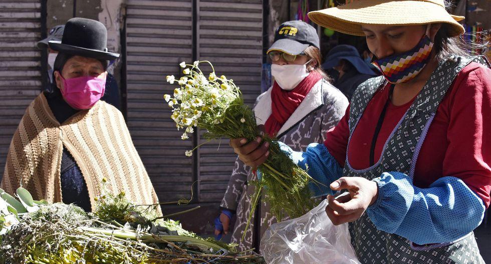 Imagen referencial. Estos datos sitúan a Bolivia entre los países más afectados del mundo por la pandemia del coronavirus. (AIZAR RALDES / AFP).