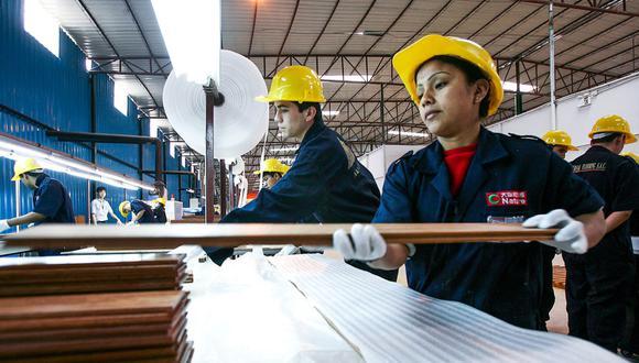 Formación laboral (Foto: Andina)