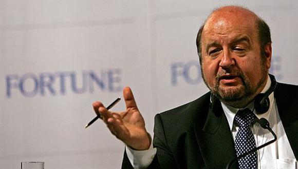 """De Soto dijo que busca tener una gestión de largo alcance """"en donde los ministros no salten como fusibles"""". (Foto: GEC)."""