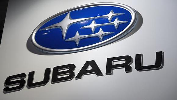 Subaru suma siete modelos en el mercado peruano, la gran mayoría totalmente renovados. (Foto: AFP)
