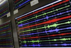 Lima: sismo de magnitud 4.8 se registró la mañana del miércoles en Chilca