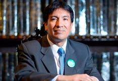 Juan Cadillo juramentó como ministro de Educación