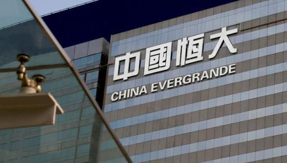Crisis de la deuda de Evergrande Group. (Foto: Reuters)