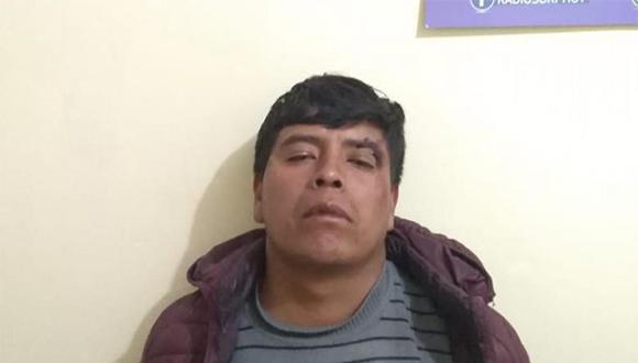 Edison Vargas había atropellado con su camioneta a un efectivo policial de la Diroes. (Foto: PNP)