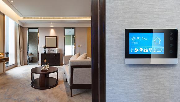 Las viviendas smart pueden diferir en su nivel de automatización.