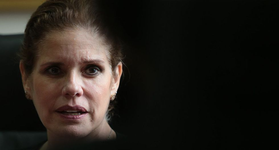 Mercedes Araoz consideró que hubo un abuso tanto de la vacancia presidencial, como de la cuestión de confianza. (Foto: GEC)