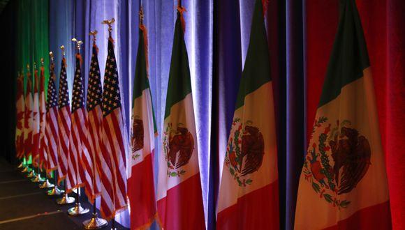 Trump instó al congreso estadounidense a ratificar el acuerdo, al igual que México. (Foto: AP)