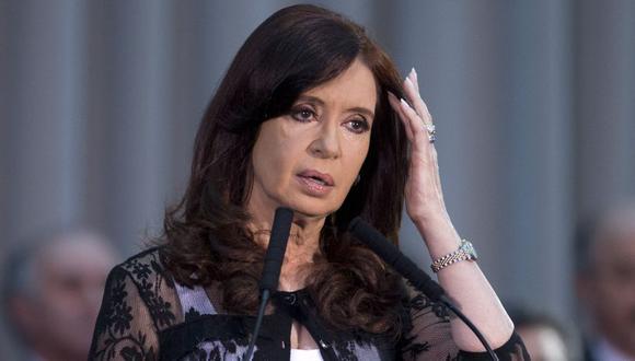Cristina Kirchner estuvo en el poder en Argentina desde el año 2007 hasta el 2015, (Foto: AP)