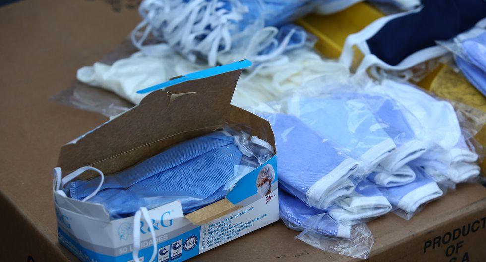 El Estado emitió una norma técnica para la elaboración de mascarillas. (Foto: GEC)
