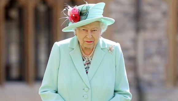 Imagen de archivo de la reina Isabel II del Reino Unido. (Foto: Reuters)