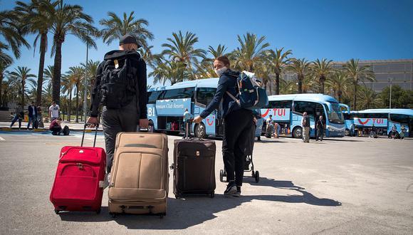 La crisis sanitaria del COVID-19 golpeó el turismo mundial. (Foto: AFP)