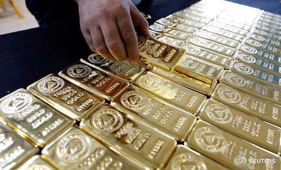 Los futuros del oro en Estados Unidos bajaban un 0.1% a US$ 1,535.20 la onza. (Foto: Reuters)