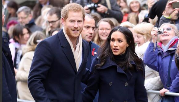 FOTO 3    3. Príncipe Harry y Meghan Markle. Por lo general a los novios (o prometidos) no se les permite unirse a las festividades; pero según la prensa, el príncipe Harry le pidió a la Reina que haga una excepción con su novia Meghan Markle este año.