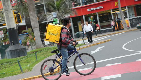 El delivery para restaurantes será evaludo por el Minsa. (Foto: Diana Chávez | GEC)