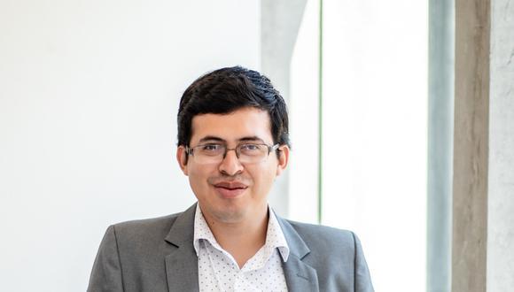 Eddie Valdiviezo, director de Hub UDEP.