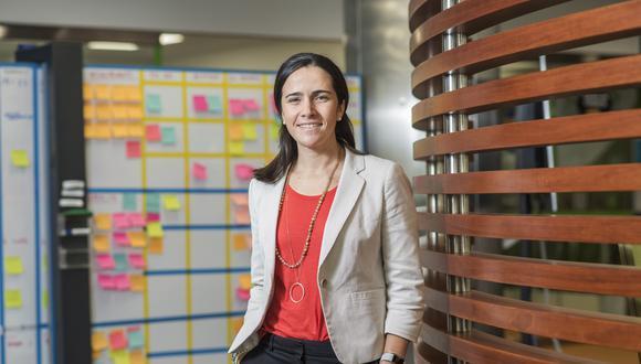 Rocío Pérez-Egaña, Gerente de Productos Transaccionales, Ahorros e Inversión del BCP, explica que ahora es posible abrir una cuenta de ahorros en cuestión de minutos.