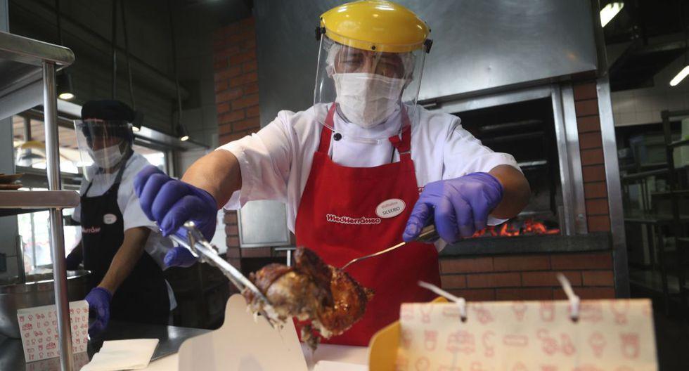 Economía: Coronavirus Perú   Delivery   Protocolo sanitario para ...