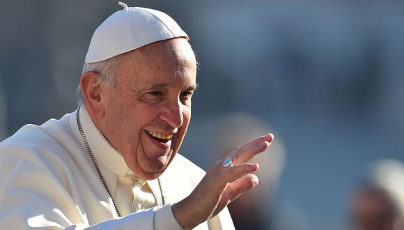 LATAM Airlines asigna a más de 35 tripulantes para acompañar al Papa Francisco en Perú (Foto: Andina)