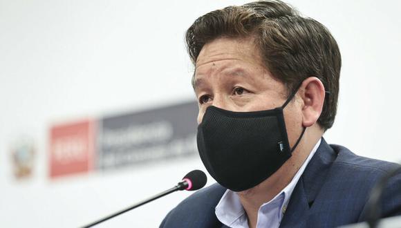 Guido Bellido aseguró que esta noche evaluarán las explicaciones de Iber Maraví. (Foto: archivo PCM)