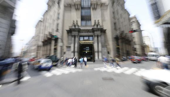 La Bolsa de Lima terminó la jornada del miércoles con resultados positivos. (Foto: GEC)