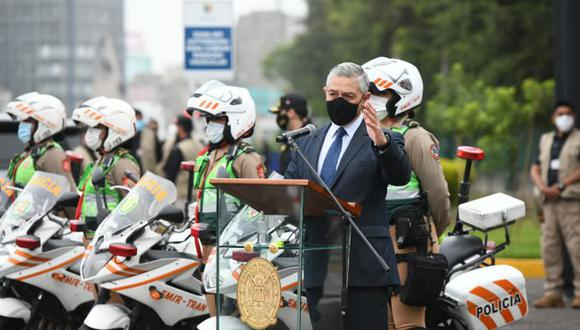 (Foto: Ministerio del Interior)