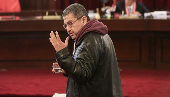 Walter Ríos es investigado por el presunto delito de tráfico de influencias agravado en agravio del Estado. (Foto: GEC)