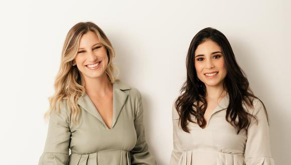 Lisbeth Moebius y Andrea Paredes, socias de The Showroom. (Foto: The Showroom)