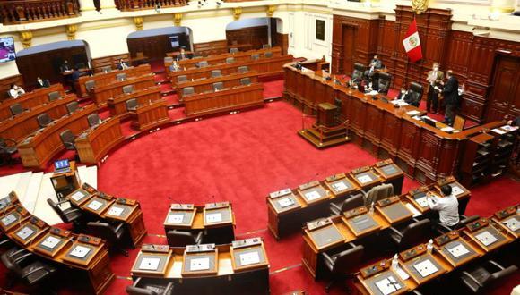 La última sesión del Pleno del Congreso del presente año se realizará el próximo sábado 19 de diciembre (Foto: Congreso)