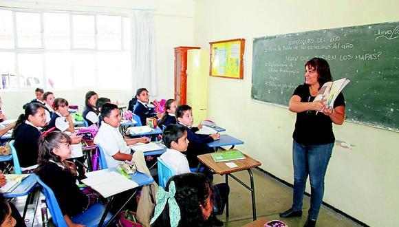 Para muchas familias, el vivir cerca a centros educativos significa una mejor calidad de vida.