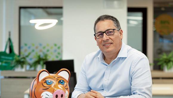 Javier Ichazo, CEo de Mibanco indica que aumentan demanda de créditos de corto plazo y retoman financiamiento de capital fijo. (Foto: GEC)
