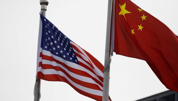 """""""Estados Unidos vuelve a emplear trucos como las sanciones para presionar a China"""", apunta el portavoz, (Imagen referencial: REUTERS)."""