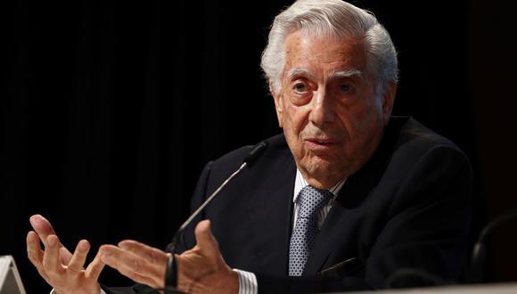 El escritor hispano-peruano Mario Vargas. (Foto: EFE).